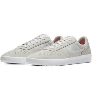 🐬 Nike SB Team Classic Men's Shoes vast grey/grey